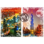 Puzzle  Grafika-T-00238 Travel around the World - Dubaï