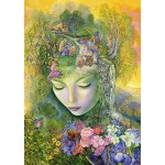 Puzzle  Grafika-T-00247 Josephine Wall - Head Gardener