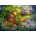 Puzzle  Grafika-T-00293 Josephine Wall - Moss Maiden
