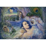 Puzzle  Grafika-T-00353 Josephine Wall - Whispered Dreams