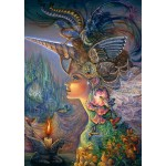 Puzzle  Grafika-T-00361 Josephine Wall - My Lady Unicorn