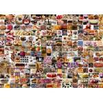 Puzzle  Grafika-T-00374 Collage - Gâteaux