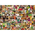 Puzzle  Grafika-T-00375 Collage - Couleurs dans la Cuisine