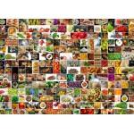 Puzzle  Grafika-T-00377 Couleurs dans la Cuisine