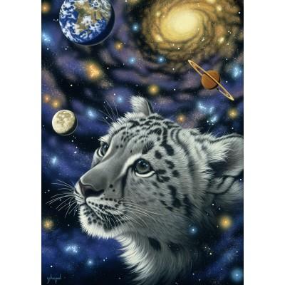 Puzzle Grafika-T-00395 Schim Schimmel - One with the Universe