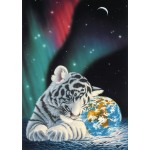 Puzzle  Grafika-T-00400 Schim Schimmel - Earth Lights