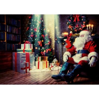 Puzzle Grafika-T-00470 Père Noël