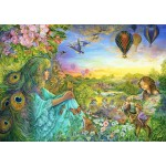 Puzzle  Grafika-T-00530 Josephine Wall - Daydreaming