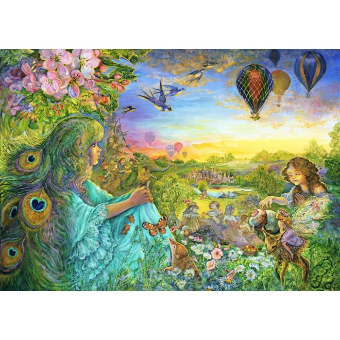 Josephine Wall - Daydreaming