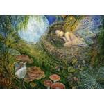 Puzzle  Grafika-T-00533 Josephine Wall - Fairy Nest