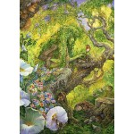 Puzzle  Grafika-T-00538 Josephine Wall - Forest Protector