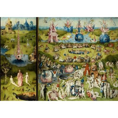 Puzzle Grafika-T-00598 Jérôme Bosch - Le Jardin des Délices, 1503-1515