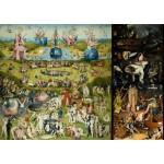 Puzzle  Grafika-T-00599 Jérôme Bosch - Le Jardin des Délices, 1503-1515