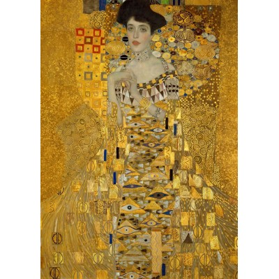 Puzzle Grafika-T-00604 Klimt Gustav - Adele Bloch-Bauer I