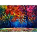 Puzzle  Grafika-T-00614 Forêt d'Automne