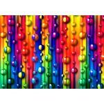 Puzzle  Grafika-T-00618 Bulles Multicolores