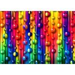 Puzzle  Grafika-T-00620 Bulles Multicolores