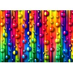 Puzzle  Grafika-T-00621 Bulles Multicolores