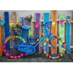 Puzzle  Grafika-T-00651 Mon Beau Vélo Coloré