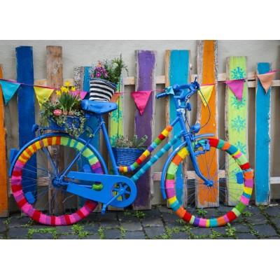 Puzzle Grafika-T-00652 Mon Beau Vélo Coloré