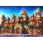 Puzzle  Grafika-T-00676 Fairyland China
