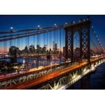 Puzzle  Grafika-T-00684 Brooklyn Bridge, Manhattan, New York