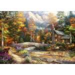 Puzzle  Grafika-T-00704 Chuck Pinson - Call of the Wild