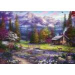 Puzzle  Grafika-T-00715 Chuck Pinson - Inspiration of Spring Meadows