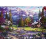 Puzzle  Grafika-T-00717 Chuck Pinson - Inspiration of Spring Meadows