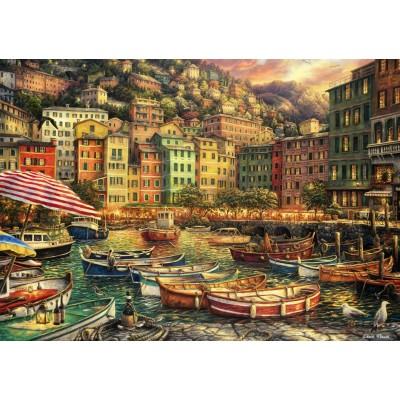 Puzzle Grafika-T-00727 Chuck Pinson - Vibrance of Italy