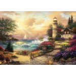 Puzzle  Grafika-T-00772 Chuck Pinson - Seaside Dreams