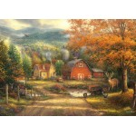 Puzzle  Grafika-T-00826 Chuck Pinson - Country Roads Take Me Home