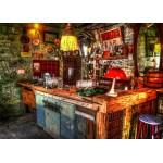 Puzzle  Grafika-T-00842 Ruin Bar in Budapest
