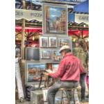 Puzzle  Grafika-T-00845 Artiste de Rue, Paris, France