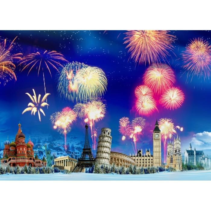Nouvel An autour du Monde