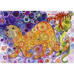 Puzzle  Grafika-T-00899 Sally Rich - Otters Catch