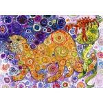 Puzzle  Grafika-T-00901 Sally Rich - Otters Catch