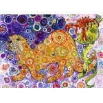 Puzzle  Grafika-T-00902 Sally Rich - Otters Catch