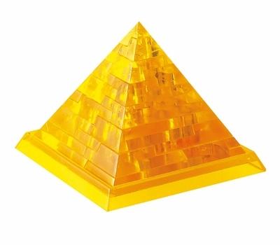 HCM-Kinzel-103002 Puzzle 3D en Plexiglas - Pyramide