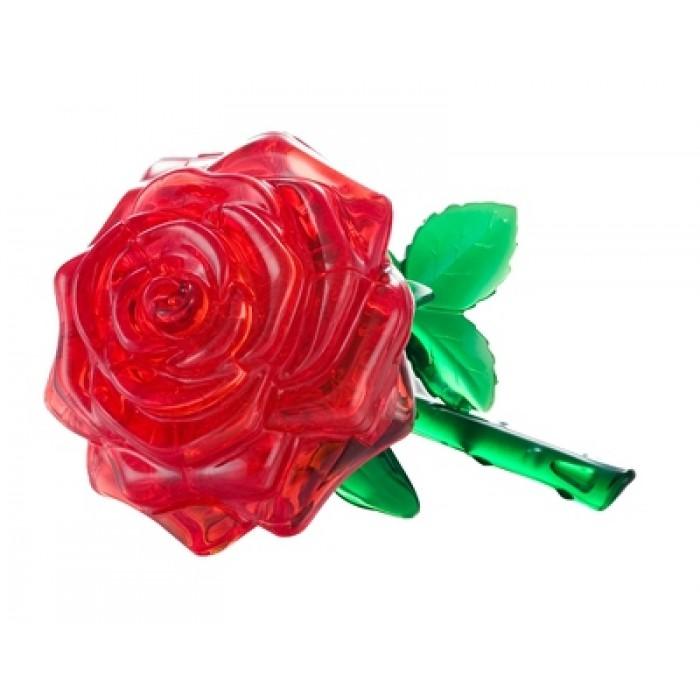 Puzzle 3D en Plexiglas - Rose