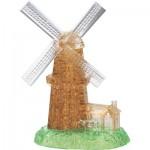3D Crystal Puzzle - Moulin à Vent
