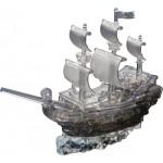 HCM-Kinzel-59129 Puzzle 3D en Plexiglas - Bâteau de Pirate