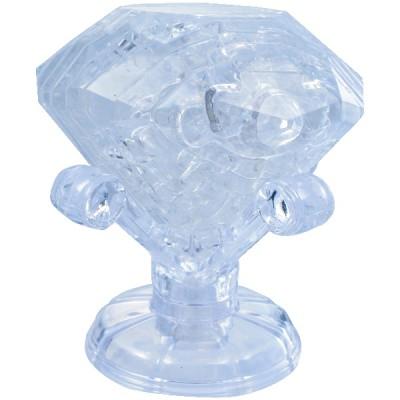 HCM-Kinzel-59145 Puzzle 3D en Plexiglas - Diamant