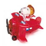 HCM-Kinzel-59151 Puzzle 3D en Plexiglas - Snoopy en Avion