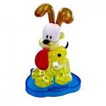 HCM-Kinzel-59163 Puzzle 3D en Plexiglas - Odie