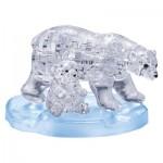 HCM-Kinzel-59182 3D Crystal Puzzle - Ours et Ourson