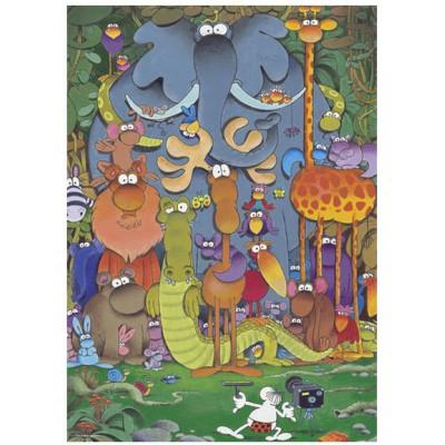 Puzzle Heye-29284 Mordillo : La photo