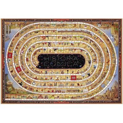 Puzzle Heye-29341 Degano : La spirale de l'histoire - Opus 1