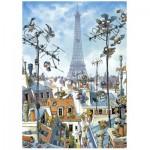 Puzzle  Heye-29358 Loup : La Tour Eiffel
