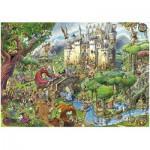 Puzzle  Heye-29414 Prades : Contes de fées